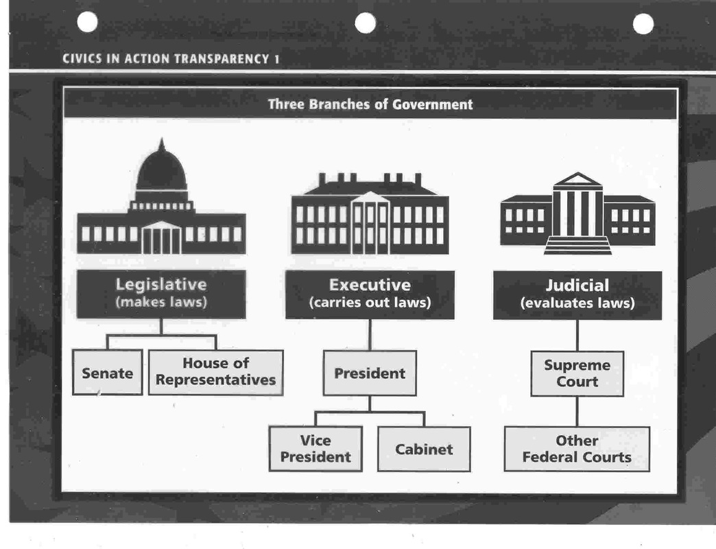 GOVERNMENT Mrs McCanns Fifth Grade Class Page – 3 Branches of Government Worksheets