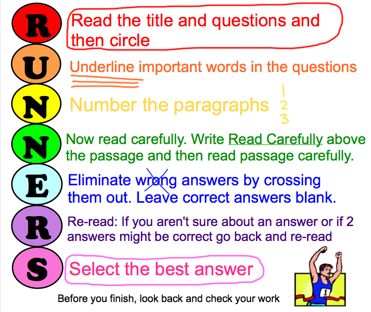 END OF GRADE TEST REVIEW AND HELP - Mrs  McCann's Second